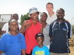 Witnessing team in Diepsloot