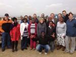 Today's outreach team in Diepsloot.